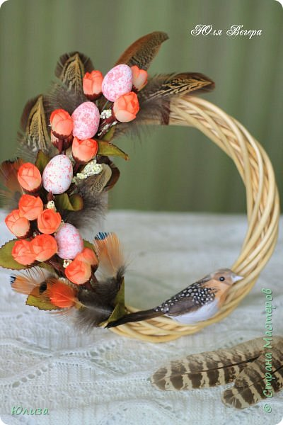 Приближается мой любимый праздник Пасха!!!Пусть у всех будет хорошее настроение и вдохновение на новые работы! фото 1