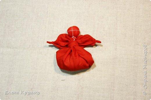 """Куколка Кулема, замечательный подарок когда хочется удивить подарком. Кулема от слова """"куль"""" - мешочек. В такой мешочек можно спрятать пасхальное яичко и любой другой сюрприз на радость ребятне и взрослым. За основу можно взять платочек или красивую салфетку. фото 7"""