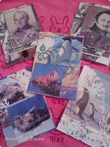 Ну а начнем мы с новых серий)) ЗАКРЫТА Итак, Тильдочки Серия состоит из 6 карточек) Первая выбирает Маша Соколовская) На самом деле все карточки ровные, просто сфотаны под наклоном фото 13