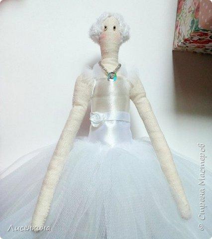 Добрый день. Сегодня я хочу показать вам свою новую Тильду балерину. фото 2