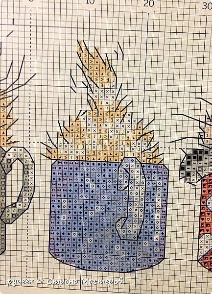 Набор для вышивки крестом от риолис, размер готовой работы 38*26. Одна из моих последних больших работ...пока оформлен в обычную рамочку, конечно хочется оформить в багетной ...но за неимением пока так ... фото 14