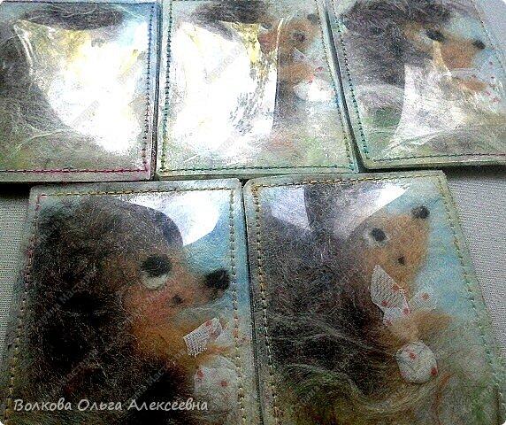 """Добрый день, дорогие жители Страны Мастеров! Давно хотела попробовать технику """"шерстяная акварель"""". Даже странно : валять валяла - и по-сухому, и по-мокрому, а вот просто под стекло шерсть выкладывать не пробовала :-) фото 4"""