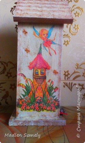 Чайный домик для чайных пакетиков. фото 2