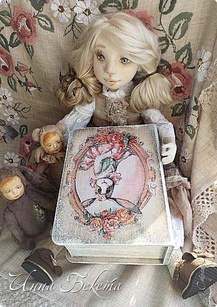 Доброго теплого денечка! Сегодня я к вам со шкатулкой-книгой. Прошу посмотреть и оценить.