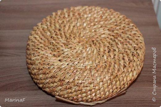 Хочу поделиться своими первыми работами в этой удивительной техники плетения. Удовольствие получила огромное.  Трубочки были немного суховаты-так как плетение не быстрое и опыта нет!  фото 5