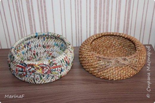 Хочу поделиться своими первыми работами в этой удивительной техники плетения. Удовольствие получила огромное.  Трубочки были немного суховаты-так как плетение не быстрое и опыта нет!  фото 9