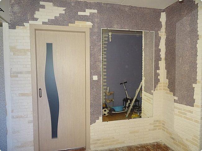 Коридор  — длинный проход внутри здания или жилого помещения, соединяющий комнаты на одном этаже. Коридоры, наряду с комнатами, которые они соединяют и лестницами... Тут должна быть фотография готовой работы. фото 52