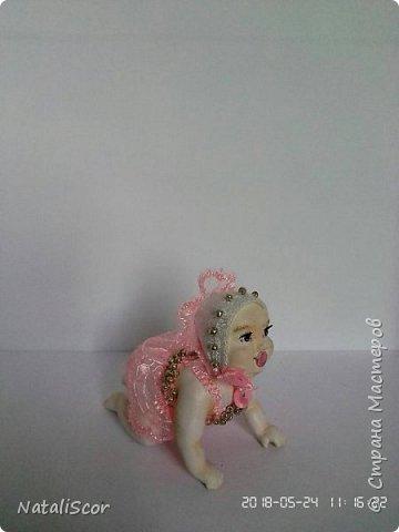 Кукла, малыш
