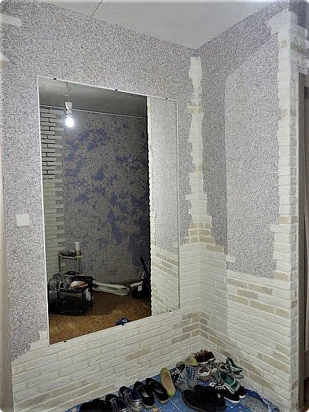 Коридор  — длинный проход внутри здания или жилого помещения, соединяющий комнаты на одном этаже. Коридоры, наряду с комнатами, которые они соединяют и лестницами... Тут должна быть фотография готовой работы. фото 44