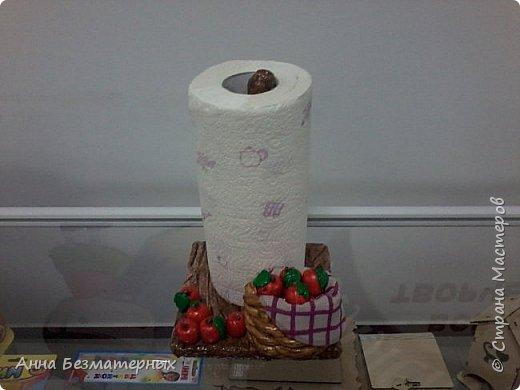 Подставка для бумажных полотенец. фото 1