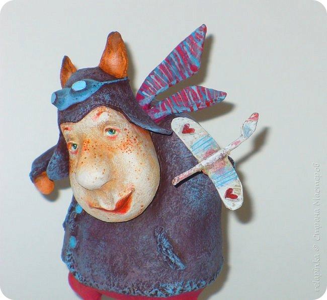 Кот-пилот фото 2