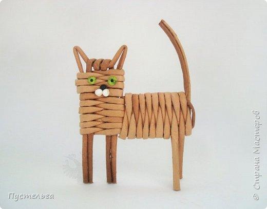 Знакомьтесь - это котёнок Ксю.  Я сделала его для очень хорошего, доброго и талантливого человека.  фото 1