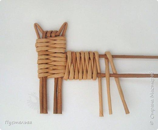 Знакомьтесь - это котёнок Ксю.  Я сделала его для очень хорошего, доброго и талантливого человека.  фото 12