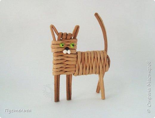 Знакомьтесь - это котёнок Ксю.  Я сделала его для очень хорошего, доброго и талантливого человека.  фото 17