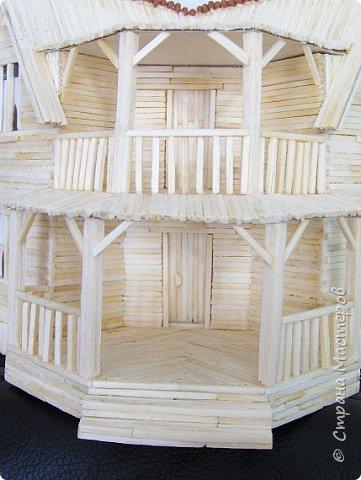 """Магазин """"Авоська"""". Размер макета 20х26х14 см. 101 коробок спичек. фото 65"""