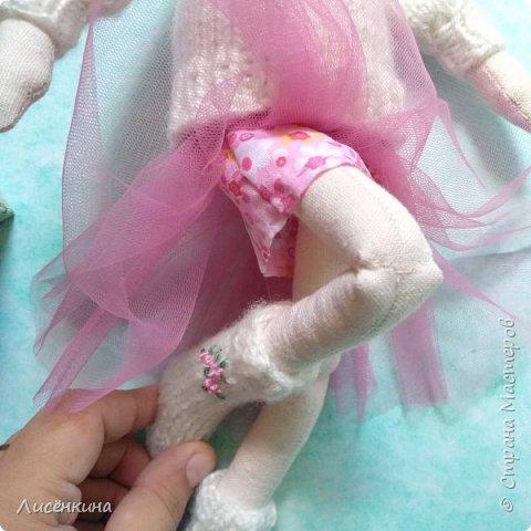 Добрый день мастера и мастерицы. Хочу показать вам мою новую куклу.  фото 4