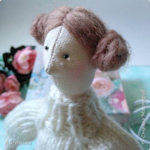Добрый день мастера и мастерицы. Хочу показать вам мою новую куклу.  фото 7