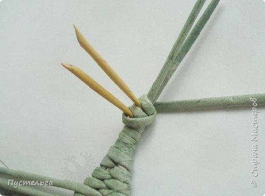 """Трубочки из из потребительской бумаги """"Кондопога"""", полоса 7 см, спица 1,2 мм. Зелёные - 16 шт. Серые - 8 шт. Жёлтые 9 шт. фото 13"""