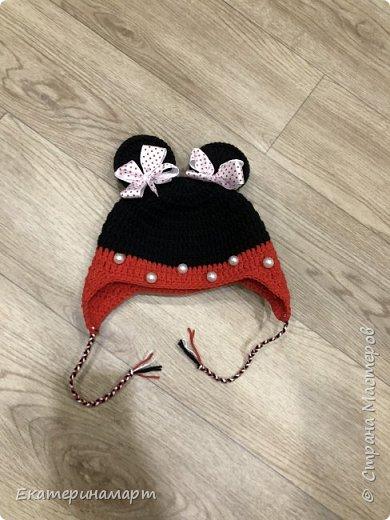 Решила знакомым навязать шапочки =) вдохновилась =) фото 7