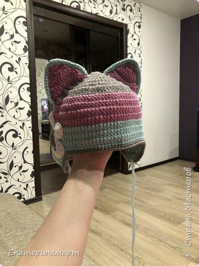 Решила знакомым навязать шапочки =) вдохновилась =) фото 3