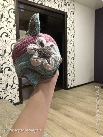 Решила знакомым навязать шапочки =) вдохновилась =) фото 2
