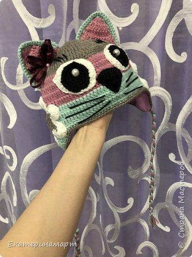 Решила знакомым навязать шапочки =) вдохновилась =) фото 4