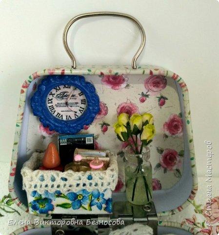 Домик в жестяной сумочке фото 3