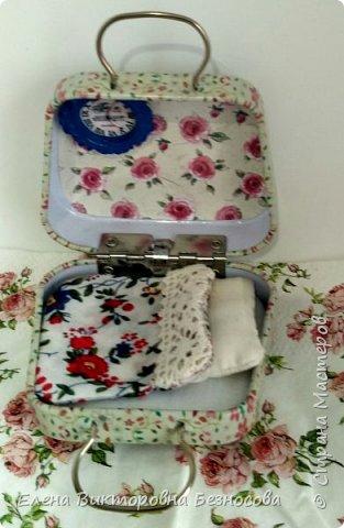 Домик в жестяной сумочке фото 2
