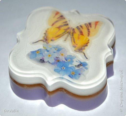 Специально рисунок на свирлах никогда не делаю, тем интереснее разглядывать мыло на разрезе... фото 34