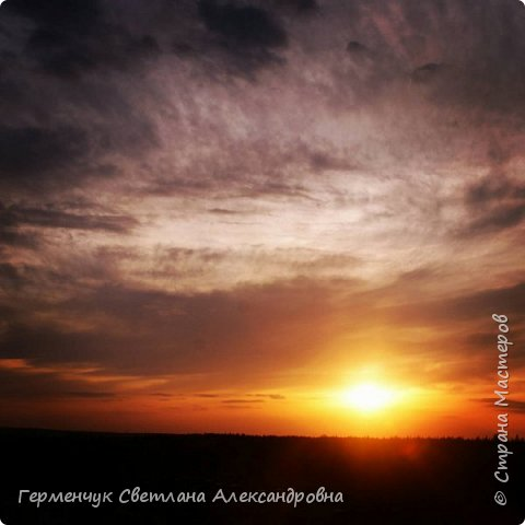 """Фоторепортаж моей дочери """"Вечернее небо перед дождем""""  Снимки сделаны с 9 этажа фото 5"""