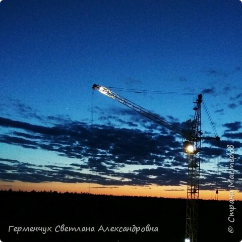 """Фоторепортаж моей дочери """"Вечернее небо перед дождем""""  Снимки сделаны с 9 этажа фото 6"""
