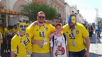 Чемпионат мира по футболу - значительное событие 2018 года в России. Решили его увековечить в кепке.  фото 8