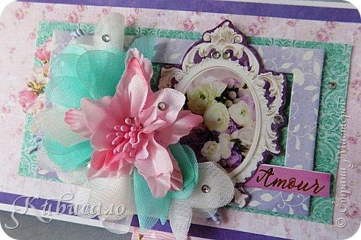 Розово - сиреневая мята )) фото 1