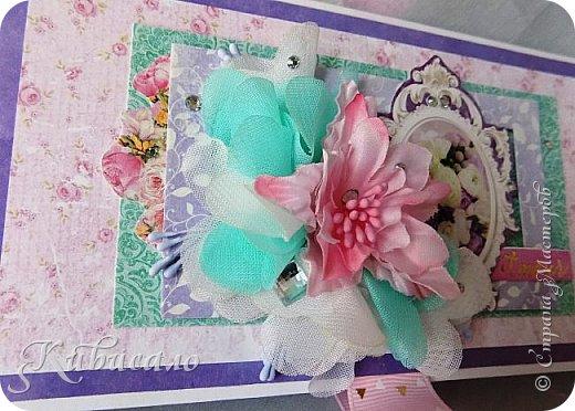 Розово - сиреневая мята )) фото 3