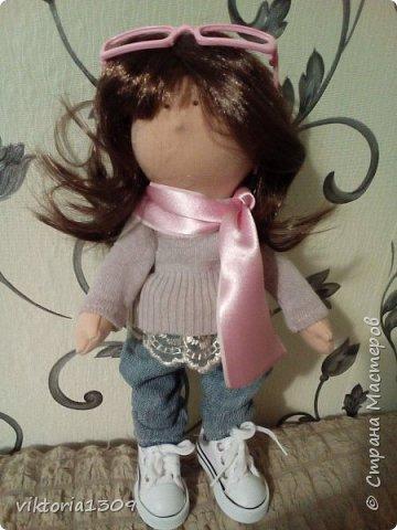 Куклы шитые фото 4