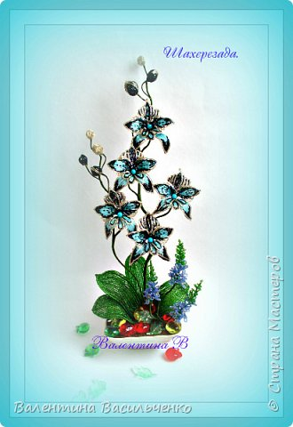 Авторские орхидеи. фото 1