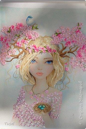 Девушка Весна фото 3