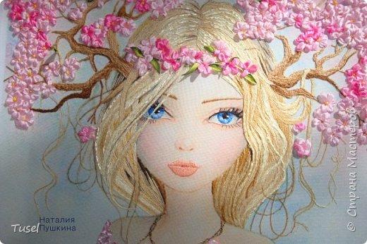 Девушка Весна фото 1