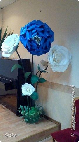 Ростовые Цветы- цветы гиганты из изолона