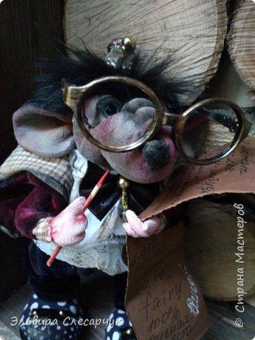 Текстильные куклы ручной работы. фото 9