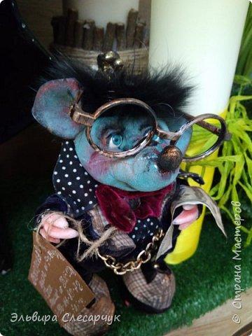 Текстильные куклы ручной работы. фото 8