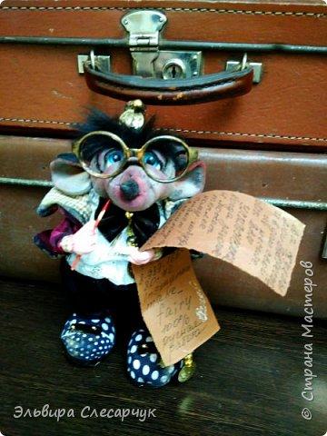 Текстильные куклы ручной работы. фото 7