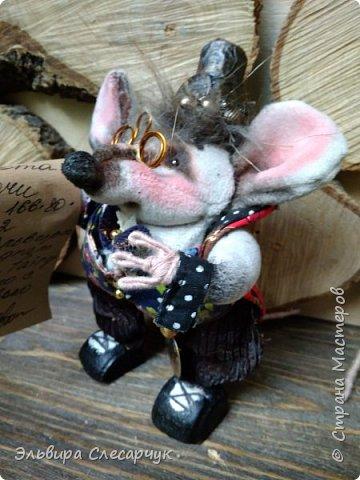 Текстильные куклы ручной работы. фото 5