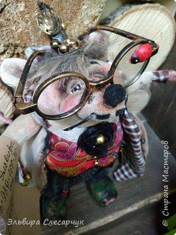 Текстильные куклы ручной работы. фото 3