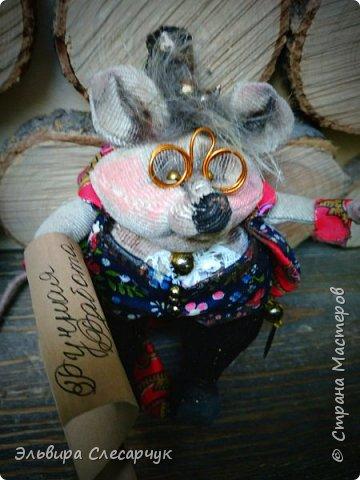 Текстильные куклы ручной работы. фото 4