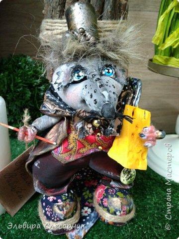 Текстильные куклы ручной работы. фото 2