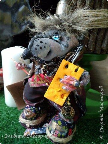 Текстильные куклы ручной работы. фото 1