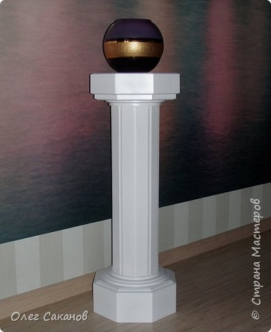 Подставка-колонна  фото 2