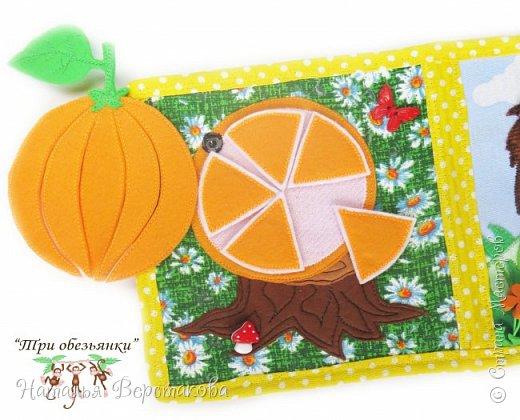Мы делили апельсин,  Много нас, а он один.  Эта долька- для ежа,  Эта долька- для стрижа,  Эта долька- для утят,  Эта долька- для котят,  Эта долька для бобра,  А для волка- кожура!  Он сердит на нас- беда!!!  Разбегайтесь кто- куда! (автор Людмила Зубкова) фото 6