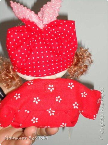 """Магнит на холодильник - кукла из серии """"Аппетитные дамы"""" фото 2"""